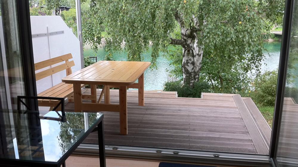 Mikrohaus mikrohaus n 40m2 for Esstisch 2 40 m